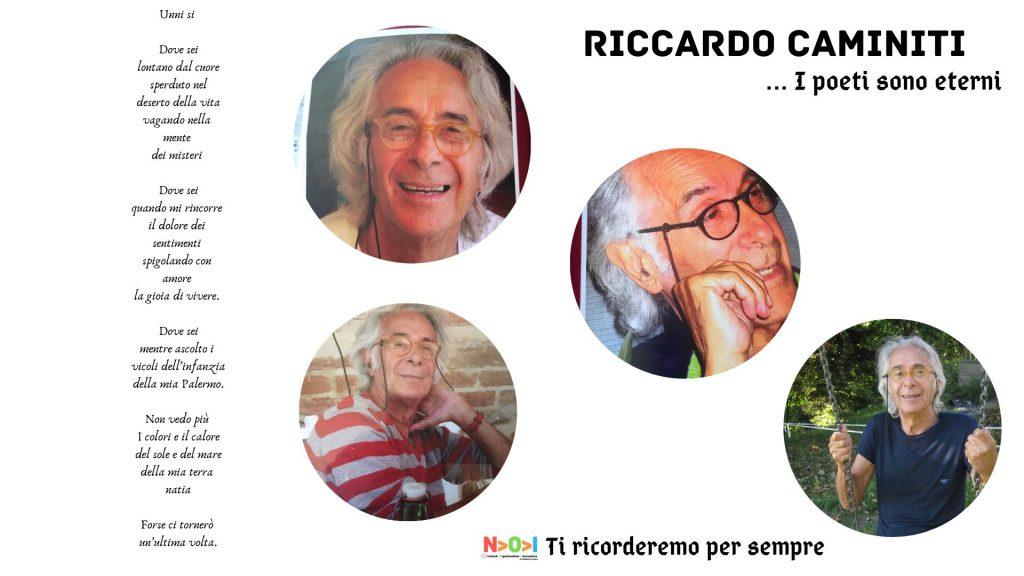 Riccardo Caminiti - N>O>I ti ricorderemo sempre