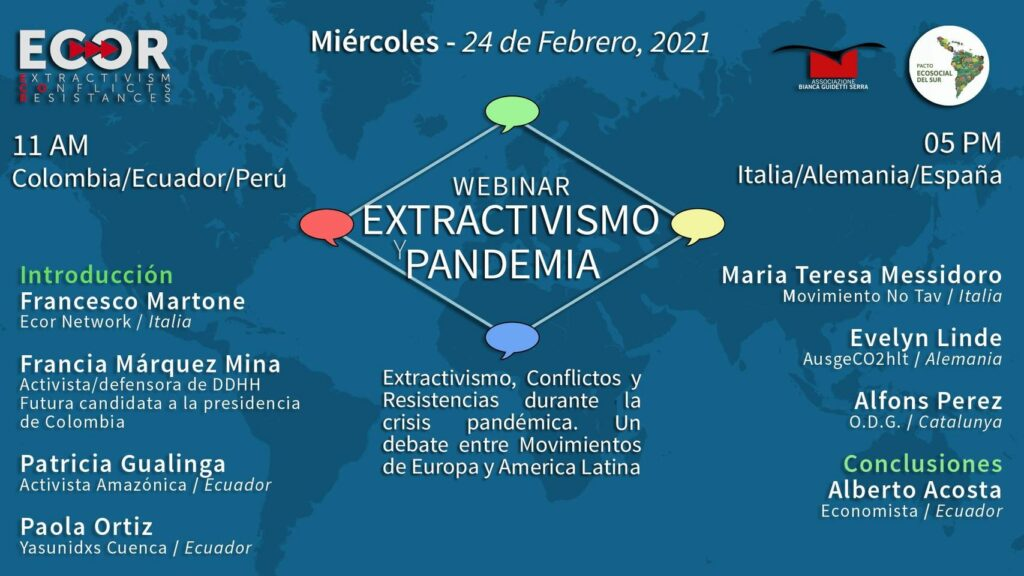 Webinar_Extractivismo Pandemia