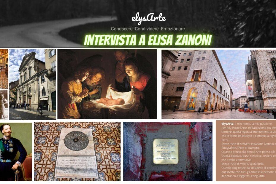 ElysArte - Intervista a Elisa Zanoni