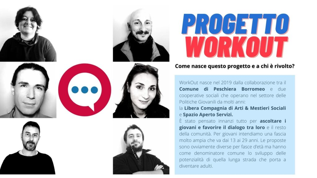 Progetto Workout