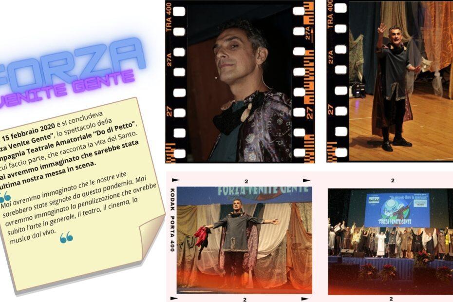 """Forza Venite Gente - Compagnia Teatrale """"Do di Petto"""""""
