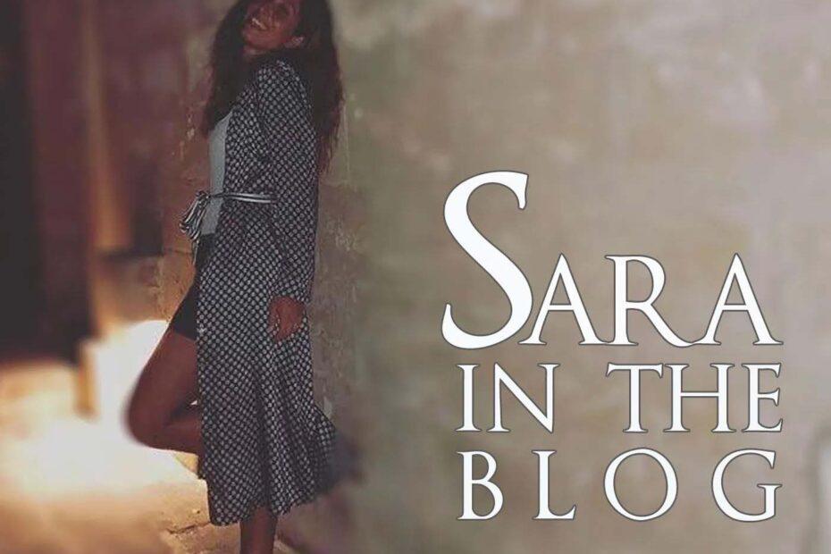 Sara in the blog - il blog che non si legge ma si ascolta