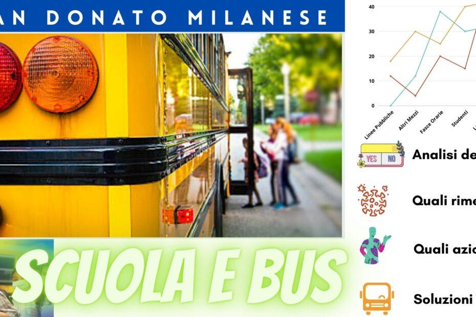 Scuola e Bus - di Carlo Lungaro