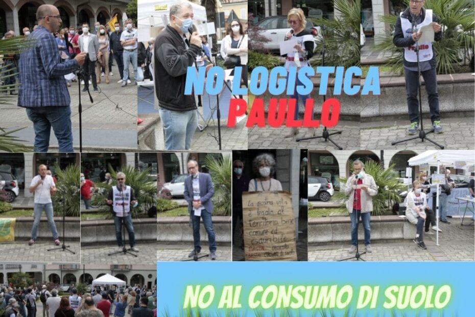 No Logistica Paullo
