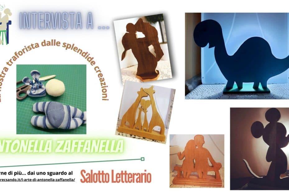 cover antonella zaffanella intervista
