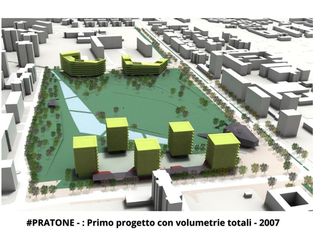 Pratone San Donato Milanese Primo progetto di consumo di suolo