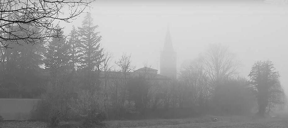 viboldone nebbia