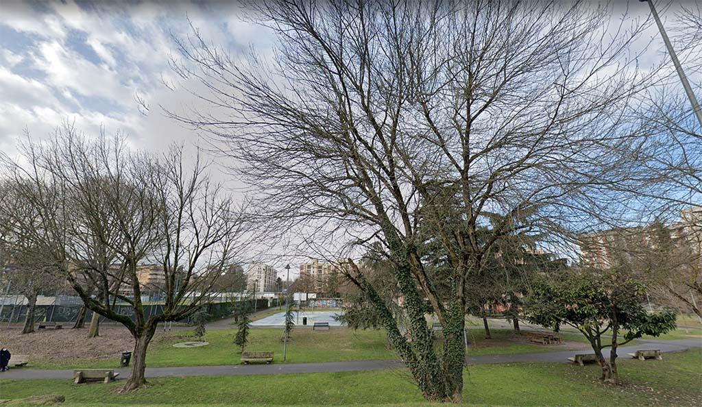Iqbal Masih - Parco Via Morandi / Via Gramsci - San donato Milanese